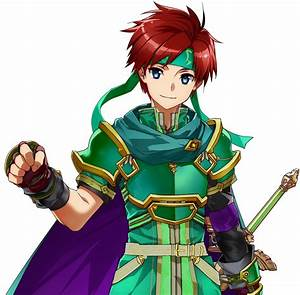 Roy Fire Emblem Heroes CSPs Super Smash Bros For Wii