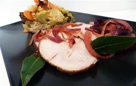 cuisiner roti de porc au four rôti de porc au four la recette facile par toqués 2 cuisine