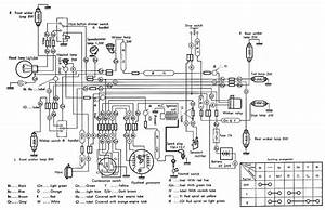 Honda S65 Wiring Diagram  61640
