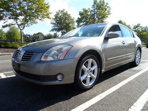 2006 Nissan Maxima Expert Reviews, Specs And Photos