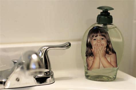 put  kids   soap dispenser lesson plans