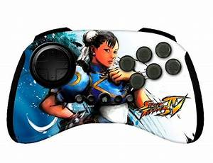 Mad Catz Reveal Official Street Fighter 4 Fight Sticks