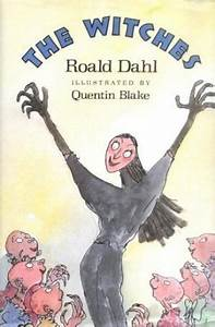 The Witches - Roald Dahl (1983) - BoekMeter.nl