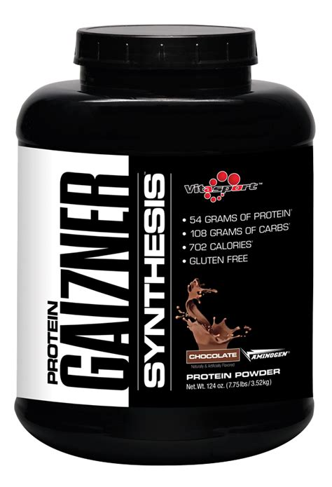 Vitasport protein gainer 7 synthesis