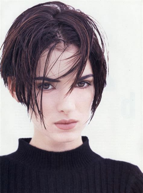 A visual tribute to Winona Ryder, the 90s 'it girl' we all