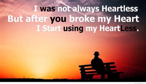 broken heart quote wallpaper hd