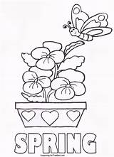 Coloring Spring Pages Printable Theme Sheets Colouring Themed Printouts Flower Printables Easy Boys Themes Welcome Couponingforfreebies Adult Activity Kindergarten Happy sketch template