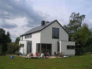 wwwarchitecture boisbe maison basse energie massive With plan de maison moderne 12 maison moderne darchitecte construite par guemas