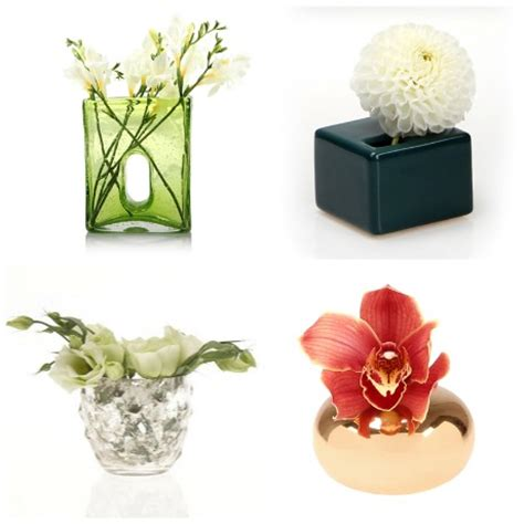 small vases for flowers small flower vases for big impact home