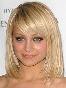 Coiffure Blonde Mi Long : coiffure cheveux mi longs fins ~ Melissatoandfro.com Idées de Décoration