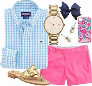 7 cute preppy outfits for summer to copy - stylishwomenoutfits.com