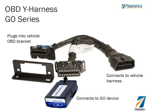 Tracker Wiring Harnes by Gps Installation For Geotab And Other Obd Devices