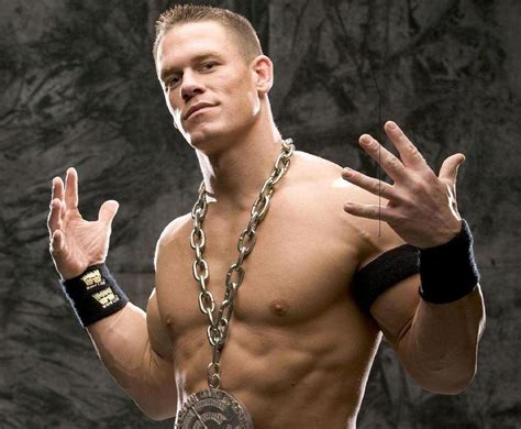 Sports star: John Cena WWE Profile And Pictures