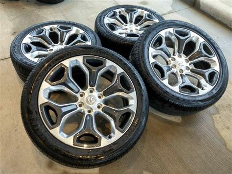 ram  oem  limited wheels