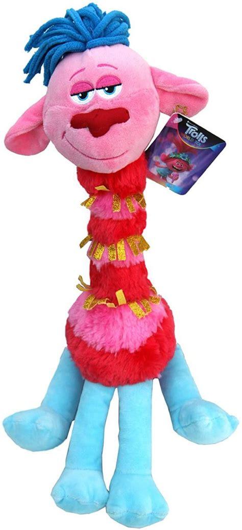 dreamworks  trolls  prince  cooper soft plush toy toptoy