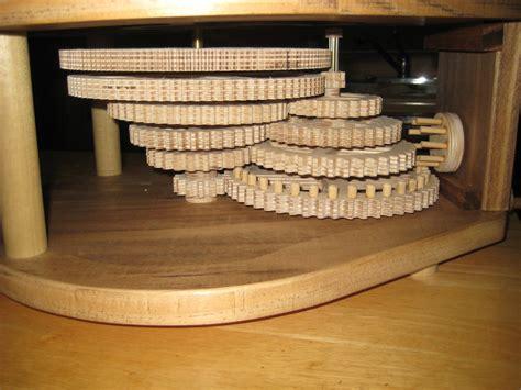 gregs orrery  wood whisperer