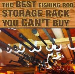 Ceiling Mount Fishing Rod Holders by Fishing Rod Rack On Pinterest Fishing Pole Rack Fishing