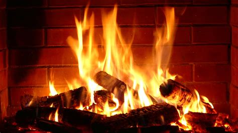 Fireplace Wallpapers by Fireplace 10 Hours Hd Crackling Logs