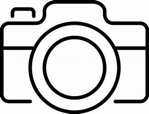 Camera Svg Png Icon Free Download (#134204 ...