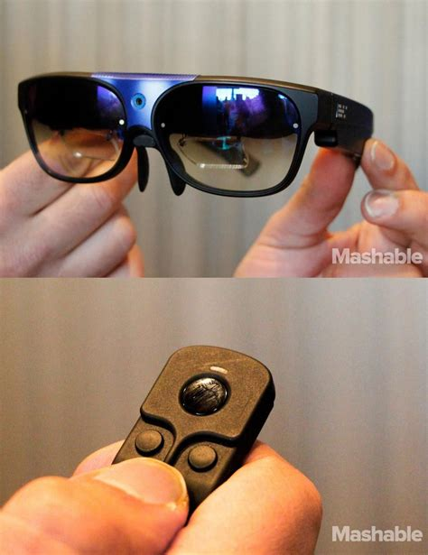 You Might Actually Want To Wear These Smart Glasses Tech