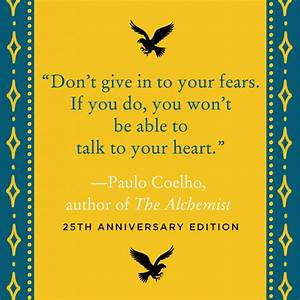 10 Life-Changing Lessons From Paulo Coelho's 'The Alchemist'