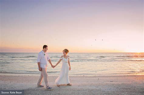 planning your florida beach wedding anna maria island venues