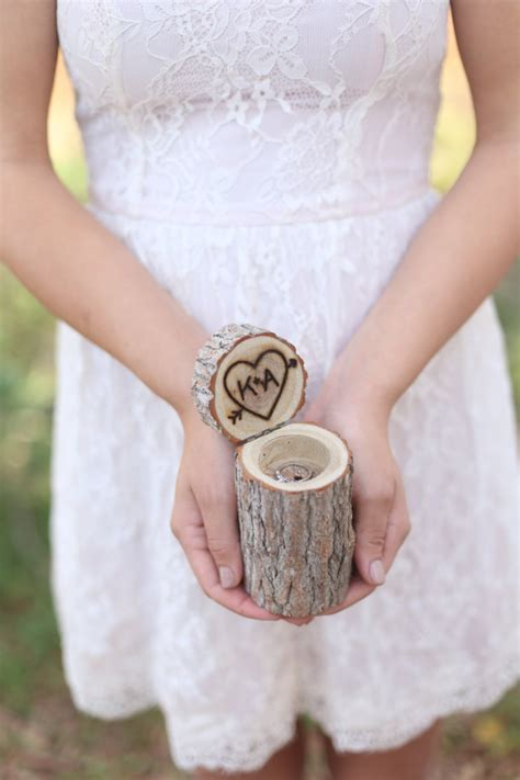handmade ring bearer pillows and boxes from etsy intimate weddings small wedding blog diy