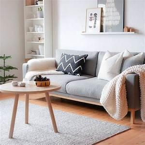 1001 idees de decor en utilisant la couleur gris perle With quelle couleur associer avec du gris 9 comment creer une deco scandinave