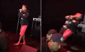 SEE IT: Rapper XXXTentacion knocked out on stage during ...