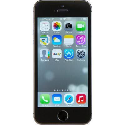 verizon iphone 5s price apple iphone 5s 16gb space gray verizon smartphone