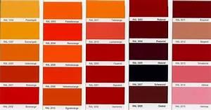 Ral Farben Rot : if farben ral endbehandelt ~ Lizthompson.info Haus und Dekorationen