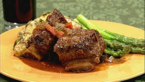 Stout Short Ribs  Let's Dish  The Live Well Network