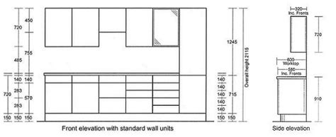 standard kitchen cabinet heights standard kitchen cabinet dimensions house furniture 5759