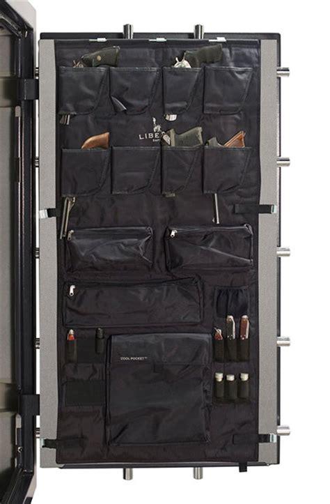 gun safe door organizer liberty door panel organizer 10586 for 30 35 40 cu ft