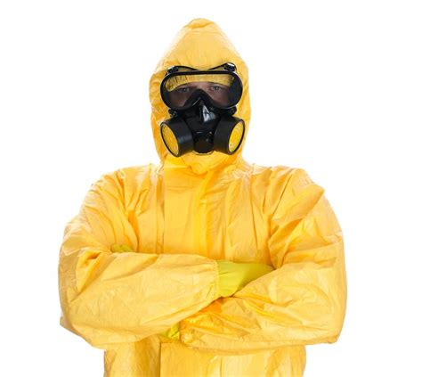 Ebola Outbreak: Do Hazmat Suits Protect Workers, or Just