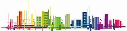 Urban Smart District Commuting Corporate Transparent Cities