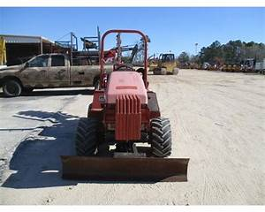 2010 Ditch Witch Rt45 Trencher    Boring Machine    Cable