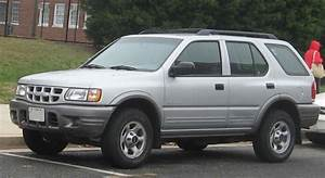 Diagram 2001 Isuzu Rodeo