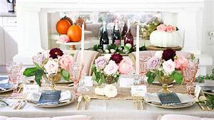 A Non-Traditional Thanksgiving Table | Rue