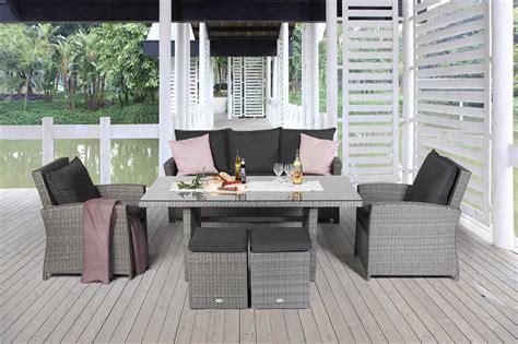 Garten Loungemöbel Mit Esstisch by Garten Lounge Mit Esstisch Beste Paddington Lounge Dining