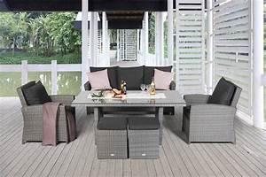 Lounge Mit Esstisch : rattanm bel rattan lounge rattan gartenm bel kaufen sie bei viplounge showroom in z rich ~ Indierocktalk.com Haus und Dekorationen