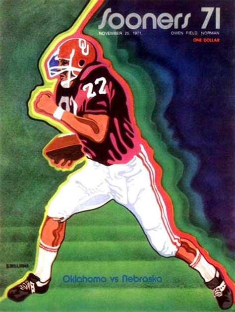 college football program posters page
