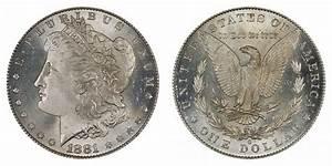 Morgan Dollar Coin Value Chart 1881 O Morgan Silver Dollar Coin Value Prices Photos Info