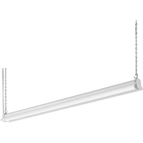 Led Shop Lights by Lithonia Lighting 2 8 Ft 34 Watt White Integrated Led
