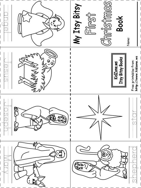 printable christmas crafts for preschoolers itsy bitsy book classroom holidays 940