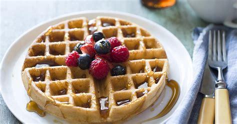 wheat waffles recipe king arthur flour