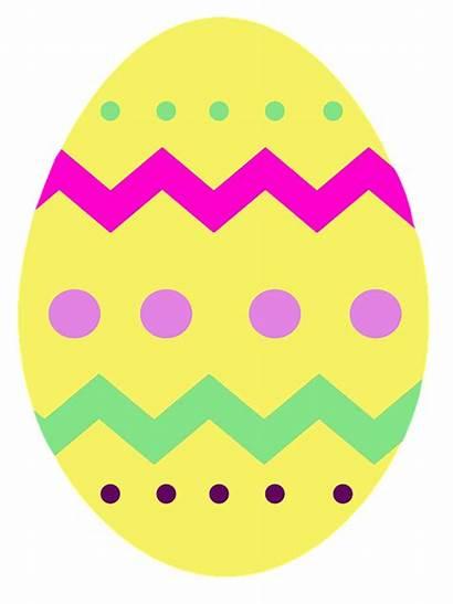Easter Egg Yellow Chevron Pixabay Thanks