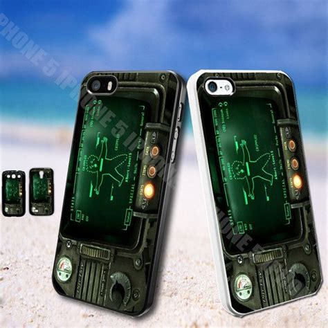 iphone pip boy pipboy 3000 fallout iphone 5 iphone 5s by
