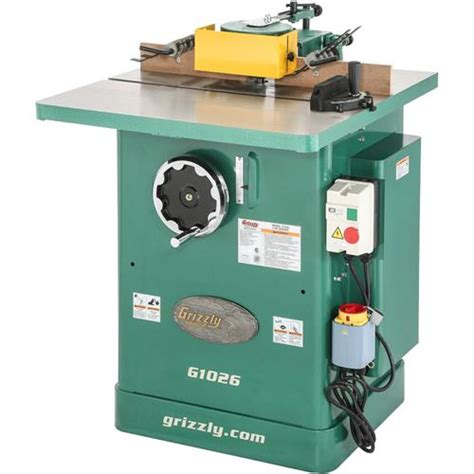 grizzly tools cabinet saw 3 hp shaper grizzly industrial