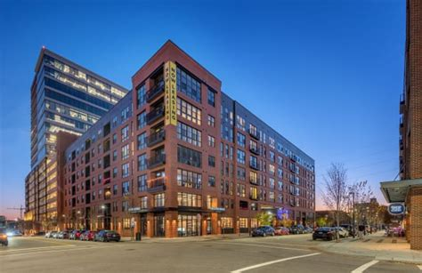 The Dillon Raleigh NC apartments for rent